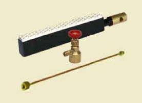 Bix 030 Gas Burner, Can Valve & 450mm pipe kit.